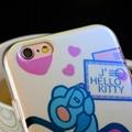 hello kitty 蘋果6/7防摔手機殼保護套 4
