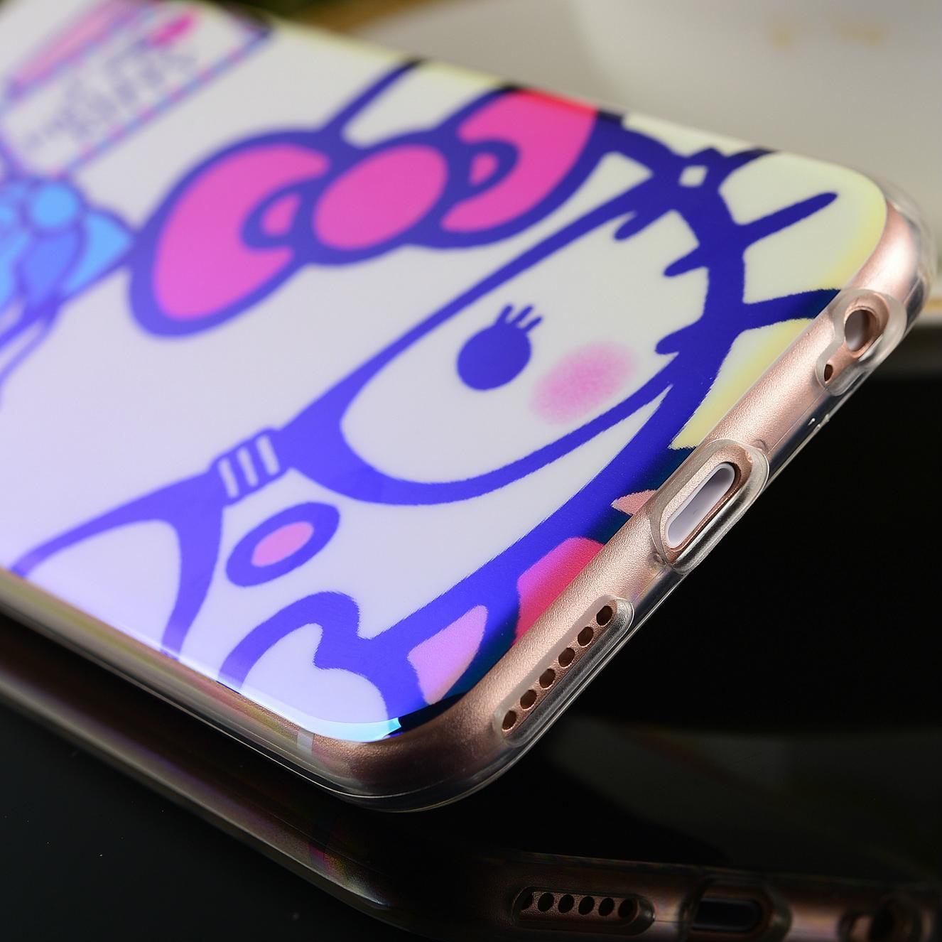 hello kitty 蘋果6/7防摔手機殼保護套 5
