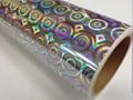 metallized film laser film BOPP PET PVC FOR packing  1