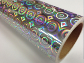 metallized film laser film BOPP PET PVC FOR packing