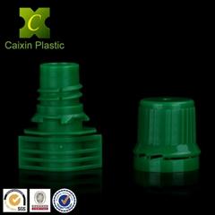 High quality 9.6MM dropper bag plastic dropper tamper proof cap