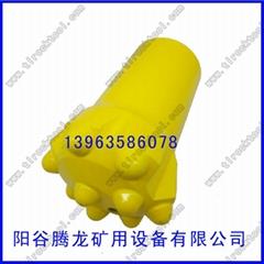 厂价直销42mm高效耐磨优质球齿钎头