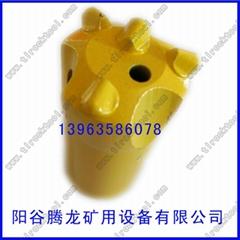 厂价直销32mm高效耐磨优质球齿钎头