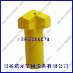 厂价直销30mm高效耐磨优质十字钎头