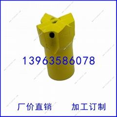 厂价直销36mm高效耐磨优质十字钎头