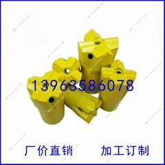 厂价直销43mm高效耐磨优质十字钎头