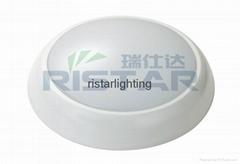 9009 10W LED Ceiling Lights Flush Ceiling Light Fitting Microwave Version Emerge