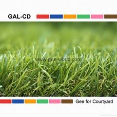 Balcony Artificial Grass Mat For Landscaping