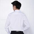 长沙工作服男女同款衬衫职业装批发 4