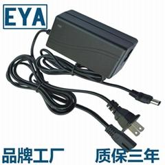 厂家直销12V6A品字形桌面式电源适配器