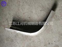 江苏江河供应电厂锅炉配件304不锈钢防磨护瓦