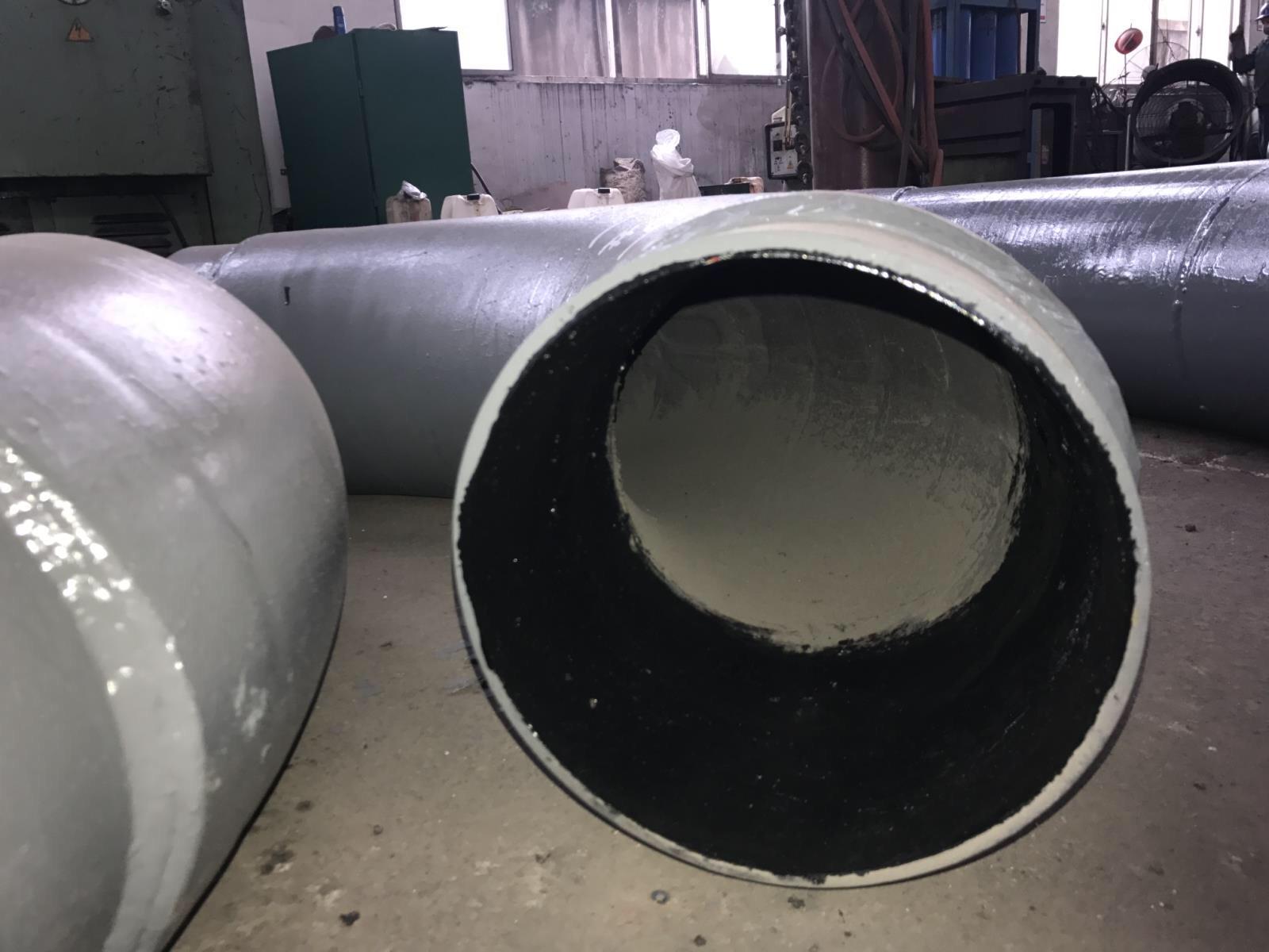 双金属耐磨复合弯头厂家提供供销 4