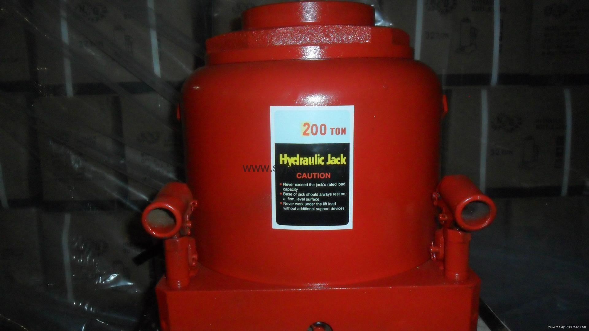 20ton Heavy Duty Professinal Vehicle hydraulic bottle jack 1