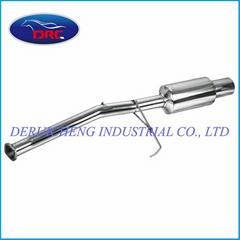Exhaust Pipe for Mtsubishii Evo-8-9 02-08 VIII Turbo