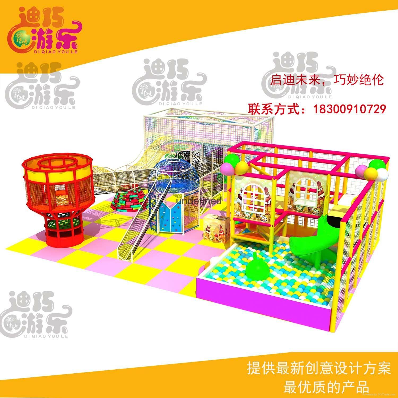 室內儿童樂園遊樂園 3
