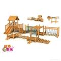 幼儿園教玩滑梯組合售后無憂 2