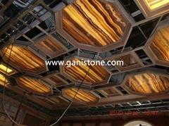 Tara Onyx Ceiling Backlit