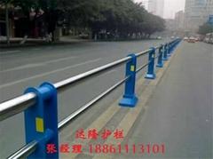 施工锌钢护栏
