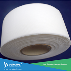 White Emboss PE Breathable Film for Baby Diaper Materials