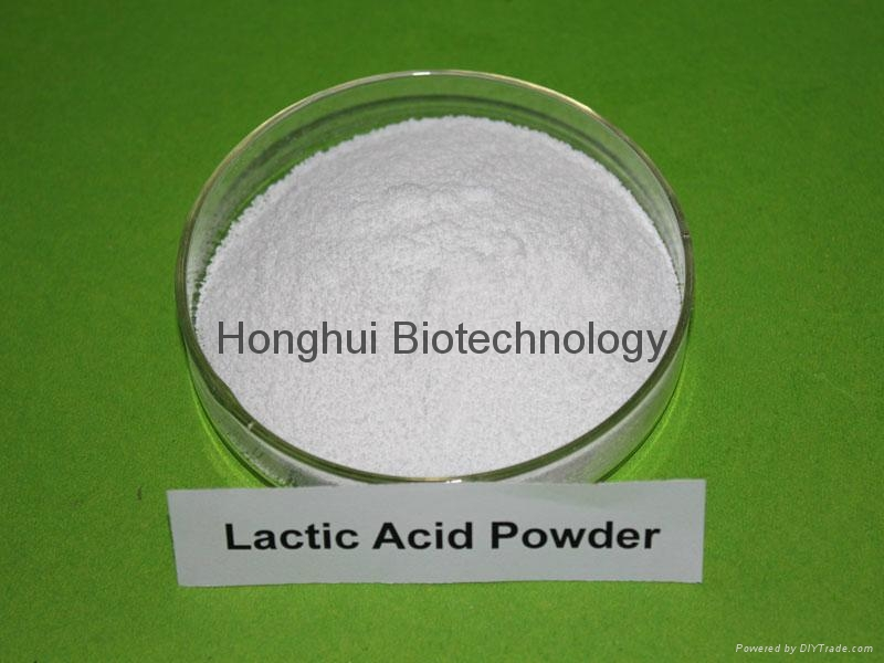 Food grade Lactic acid powder 1
