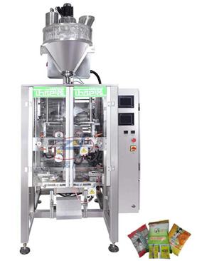Milk powder/flour//coffee powder/chilli powder   packaging machine – pillow bag  1