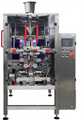 Soybean milk packaging machine
