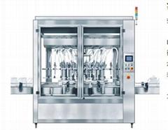 注塞式液体灌装机