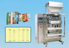 multilane packing machine