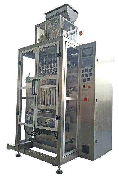 Multi row packing machine 1