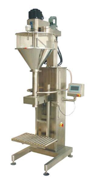 Semi automatic measuring machine for superfine powder 1