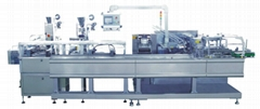 Production line of counting and packing small bags