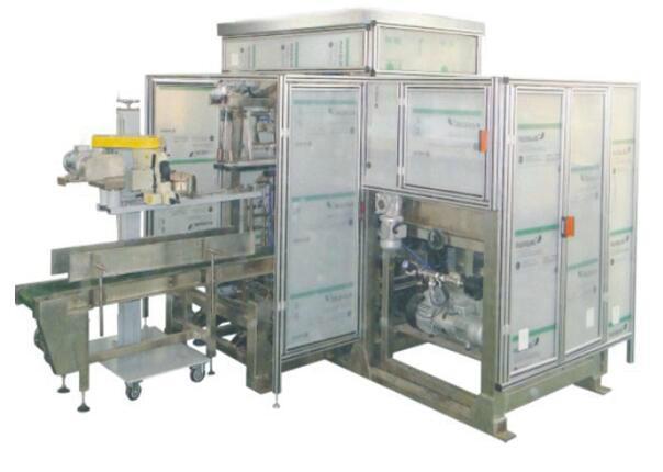 粉体包装机(升降机型) 1