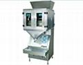 Semi automatic tea weighing machine