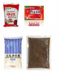 ketchup packaging machin