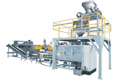 fish meal packaging machine
