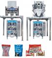 biscuit cracker packaging machine