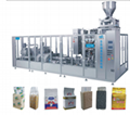 pulses vacuum packaging machine