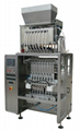 sachet yogurt scream packaging machine