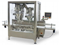 Double Head Weighing Linear Filling