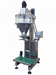 Cheap Price Semi-automatic Powder  Filling Machine