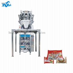 frozen dumpling snack food packaging machine