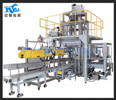 salt wrapping packaging machine