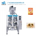 Powder weighing and packaging machine