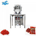 Packaging machine for Chinese Herbal Pieces