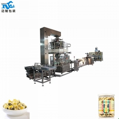 Packaging machine for Chinese Herbal Pieces in bags