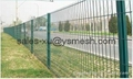 Galvanized or PVC coated Wire mesh