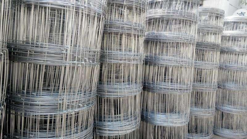 High quality field fence for solar power station
