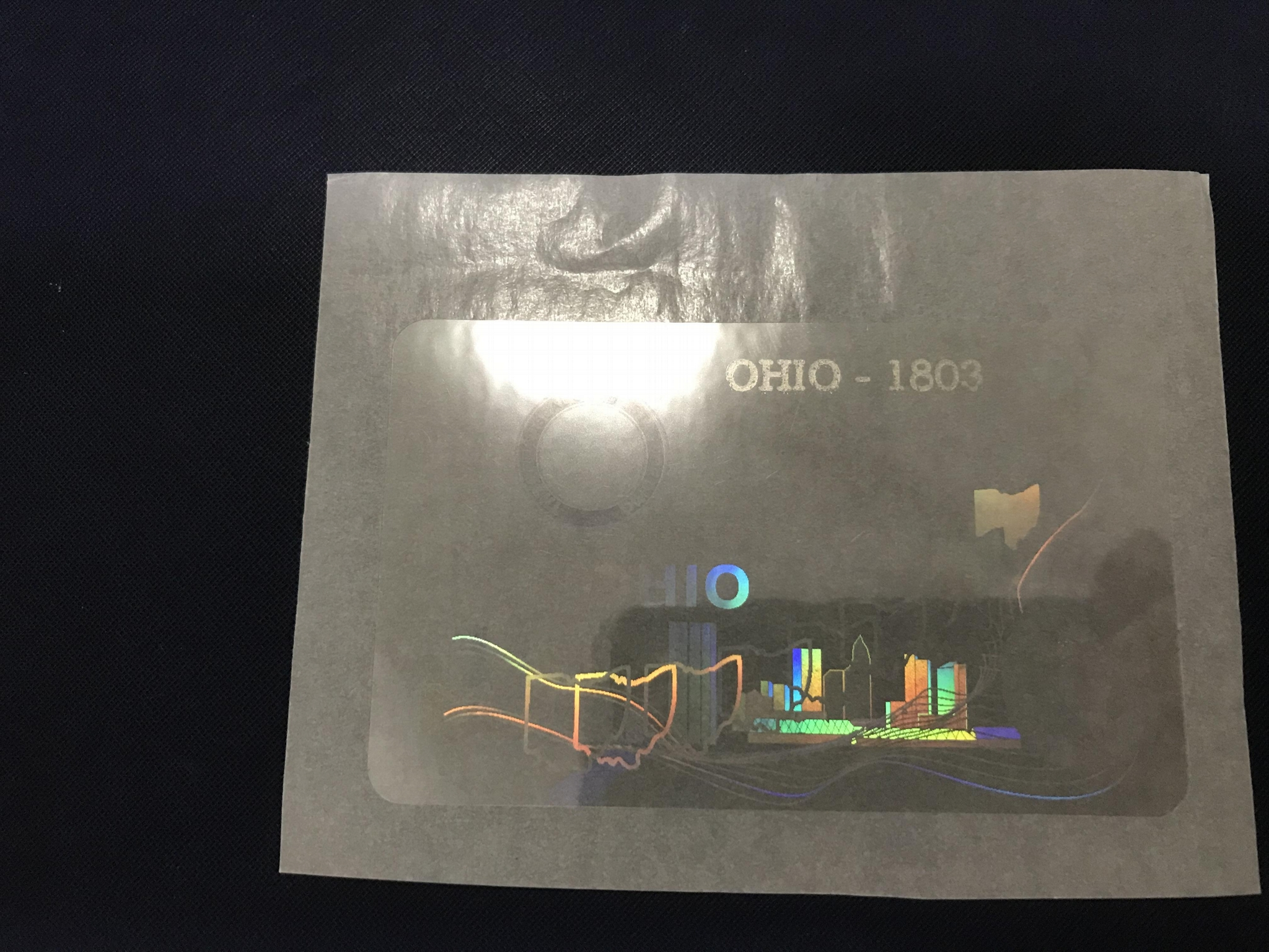 Ohio Hologram 2