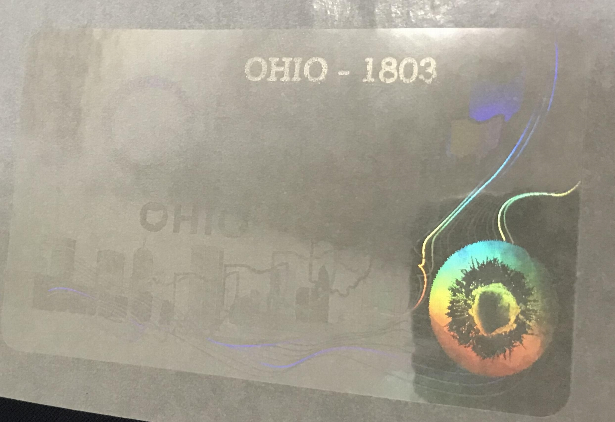Ohio Hologram 3