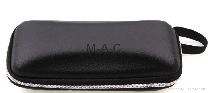 novelty Pu leather EVA carrying case for sunglasses